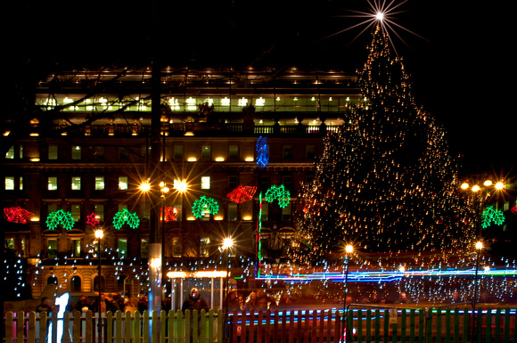 Xmas on George Square