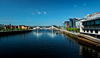 summertime on the clyde