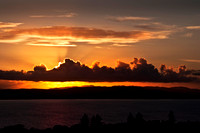 Sunset from Cumbrae
