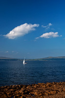 Sailing on the Clyde