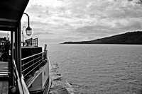 Sailing around Arran