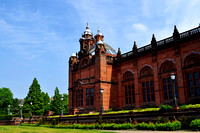 Kelvingrove Museum Art Gallery and gardens