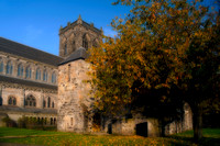 Autumn at the Abbey