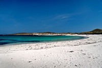 The sands of Sanna Bay