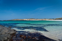 Aqua waters at Sanna Bay 2