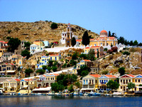 Wonderful colours of Symi