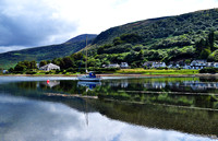 Reflections on Lochranza