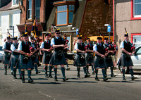 Legion Pipe band