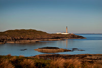Reflections over Ardnamurchan Lighthouse